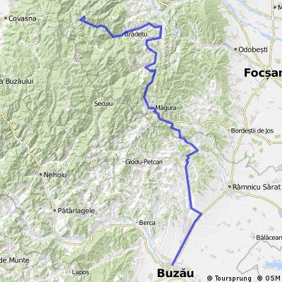 Buzau-Lacul Negru