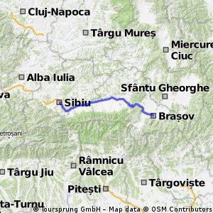 Sibiu - Brașov