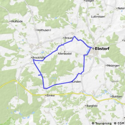 Ellerndorfer Heide Tour