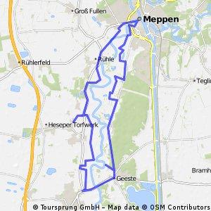 Thuis, Meppen, Geeste, Thuis