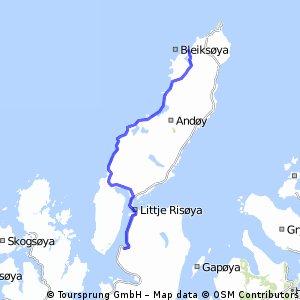 5 Bleik Busknessfjord