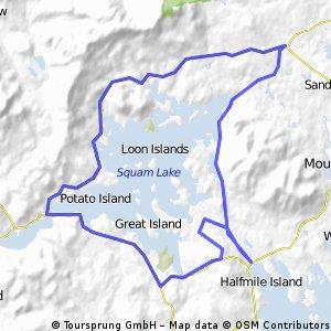 Squam Lake Loop