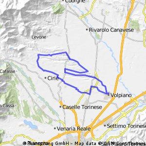 Giro della Vauda Canavesana