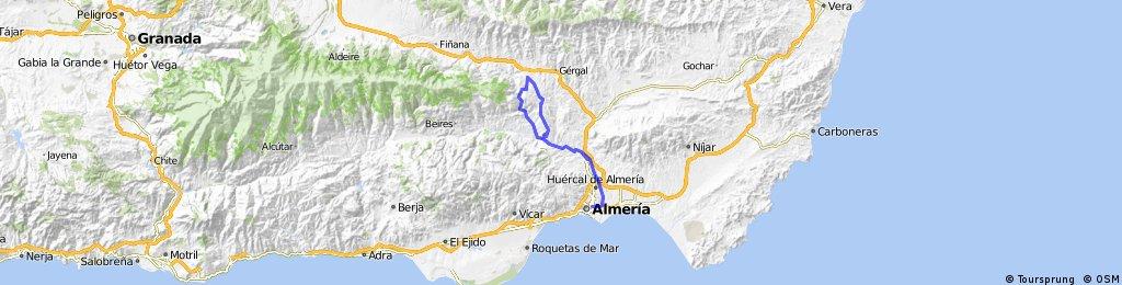 ALMERIA - RICAVERAL