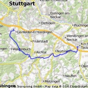 Leinfelden-Kirchheim/Bahnhof Test