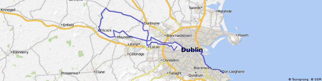 IRONMAN 70.3 Dublin Bike