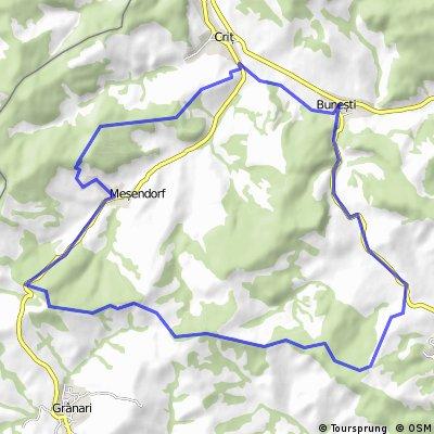 Circuit Bunesti-Mesendorf
