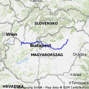 Győr - Tiszaújváros