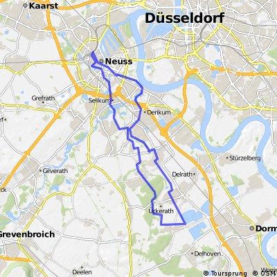 Neuss Straberg Rundfahrt