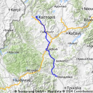 10 Tappa Katoria-Meteora