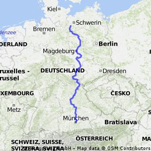 Avyziai per Magdeburga