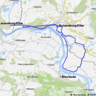 Lauenburg östlich