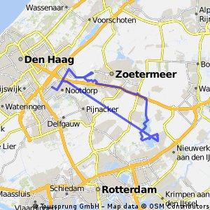 Ypenburg, Pijncker, Nesselande, Rottemeren, Zoetermeer, Leidschenveen, Ypenburg