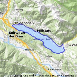 Millstatt Lake Tour