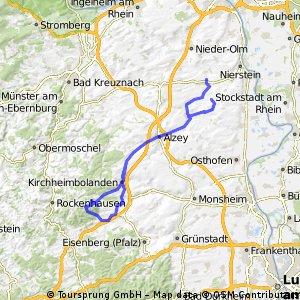 Donnersberg Rund Tour