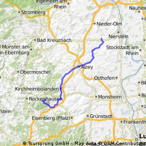 Donnersberg Tour 2