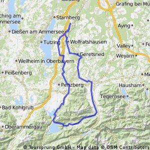 Irschenhausen-Jachenau