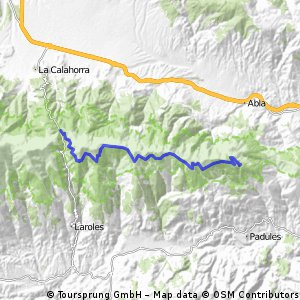 Transnevada 4 - IBP 40 - 10/8/12 - Collado del Espino - Puerto de la Ragua