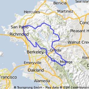 El Cerrito-San Pablo-3 Bears to Happy Valley-Pinehurst Cyn