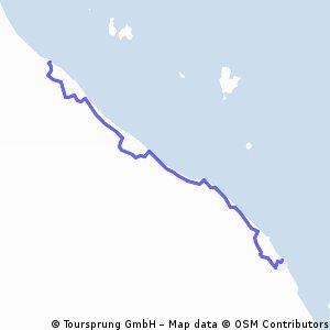 Kuala Terengganu - Kota Bahru D1