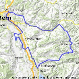 Schallen- und Belpberg
