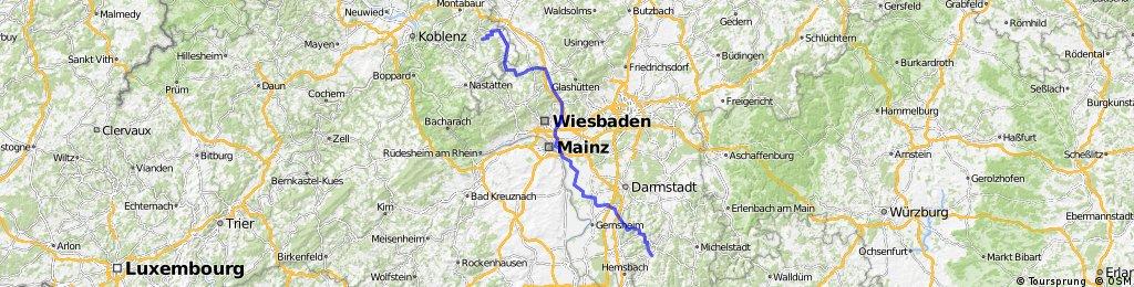 Tour Zillertal 2016