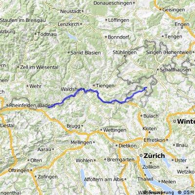 Lottstetten-Laufenburg-Murg