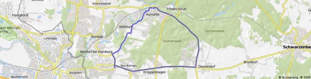 Wentorf Aumühle Dassendorf Börnsen