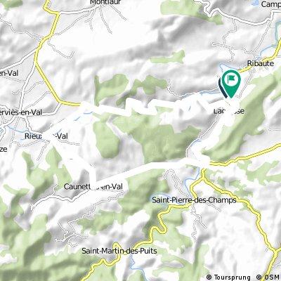 Lagrasse-Alsou-Tal-Rieux-en-Val-Caunette-en-Val-Lagrasse