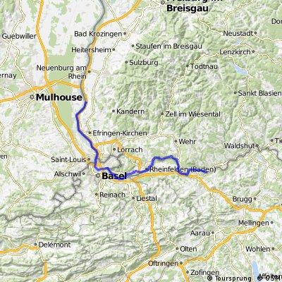 Murg-Basel-Bad Bellingen
