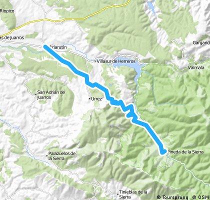 La Vía Verde de la Demanda km 16