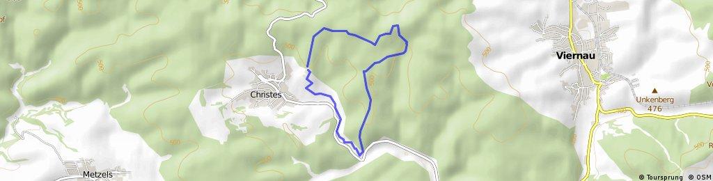 Christeser Wald - Rats Runner Runde
