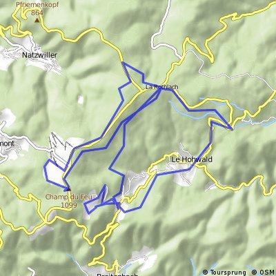 Vosges-Matschfinder Samedi 27.6.15