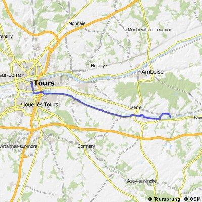 Tours – Chenonceaux