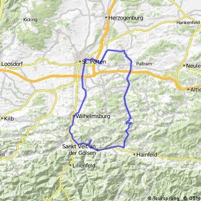 Schwarzenbach - Michelbach - St Pölten