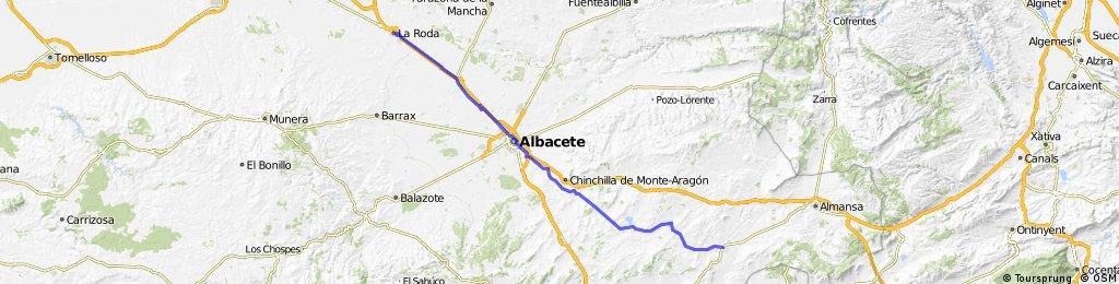 Etapa 2 camino de Santiago