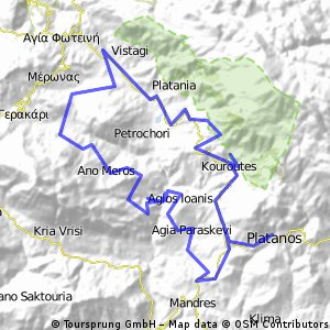 Amari valley roundtrip