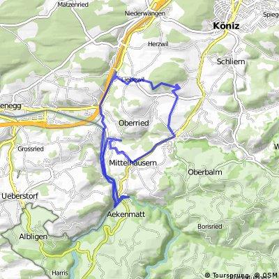 Kleine Schwarzwassertour-Mengestorf by mnh