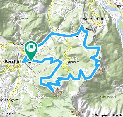 Kehlstein-Berchtesgarden