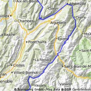 [Tour Francia 2001 - Et. 10] Aix-Les-Bains - L`Alpe D`Huez