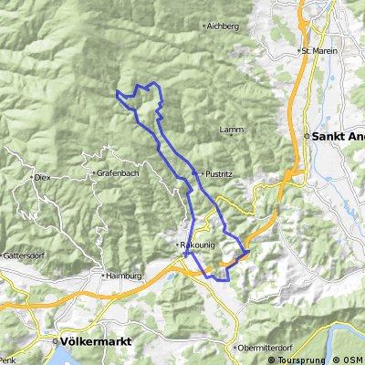 Wölfnitzgraben Tour