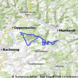Oberbrüden-Grenzsteinweg-Kanonenrohr