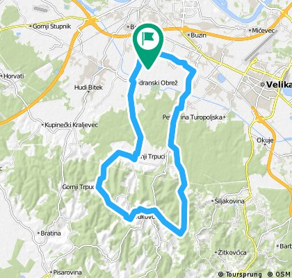 Čehi 40km
