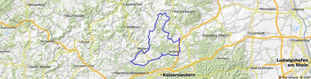 Tour Dörrmoschel, Dörnbach