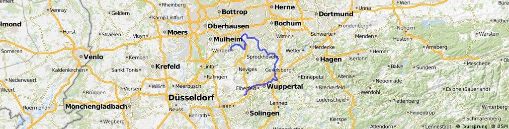 Kohlenbahn Radweg