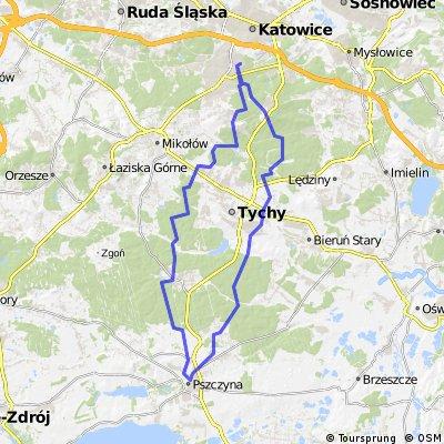 Katowice -Pszczyna