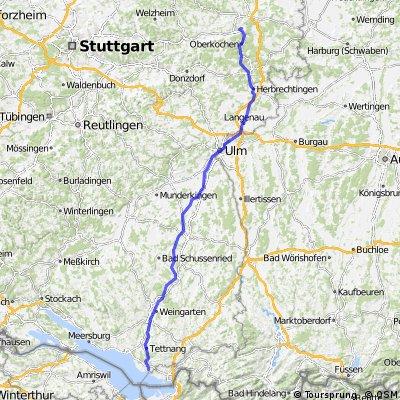 Aalen - Bodensee