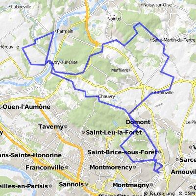 Le Toboggan du Val d'Oise - Groslay n° 2