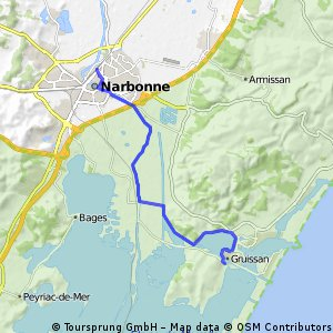 XPT 09Jb Narbonne - Gruissan