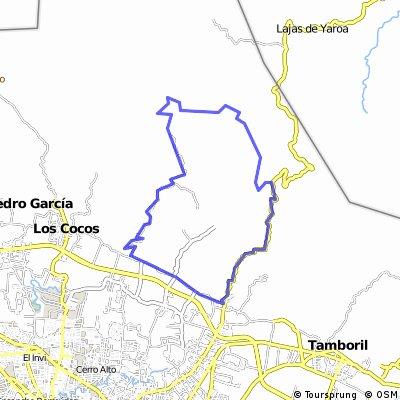Loma Bucara - Los Mabices